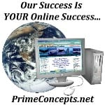 Our Success Is YOUR Online Success...