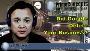 Tech Talk Episode #87 - Did Google Delete Your Business?