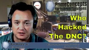 Tech Talk Episode #99 - Was It The Pakistanis Who Hacked The DNC?