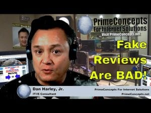 Tech Talk Episode #110 - Do Fake Reviews Work?