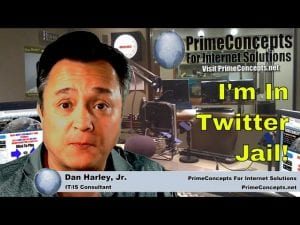 Tech Talk Episode #112 - Twitter Suspended Me & Why This Could Happen To You